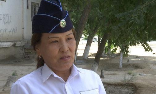 Проводница поезда Мангистау-Астрахань вернула к жизни 9-месячную девочку