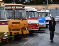 Столица впервые отметила День общественного транспорта