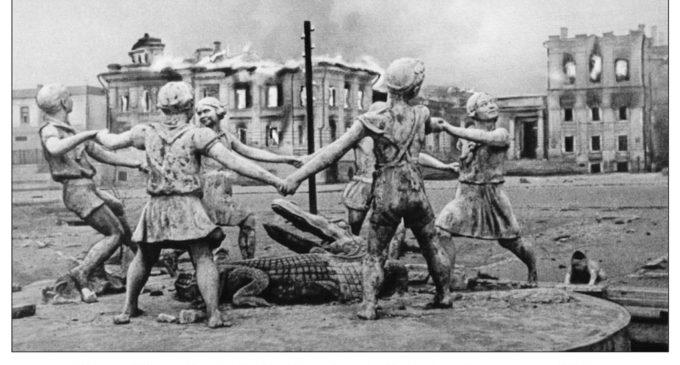 Сталинградская битва глазами президентских книгочеев…