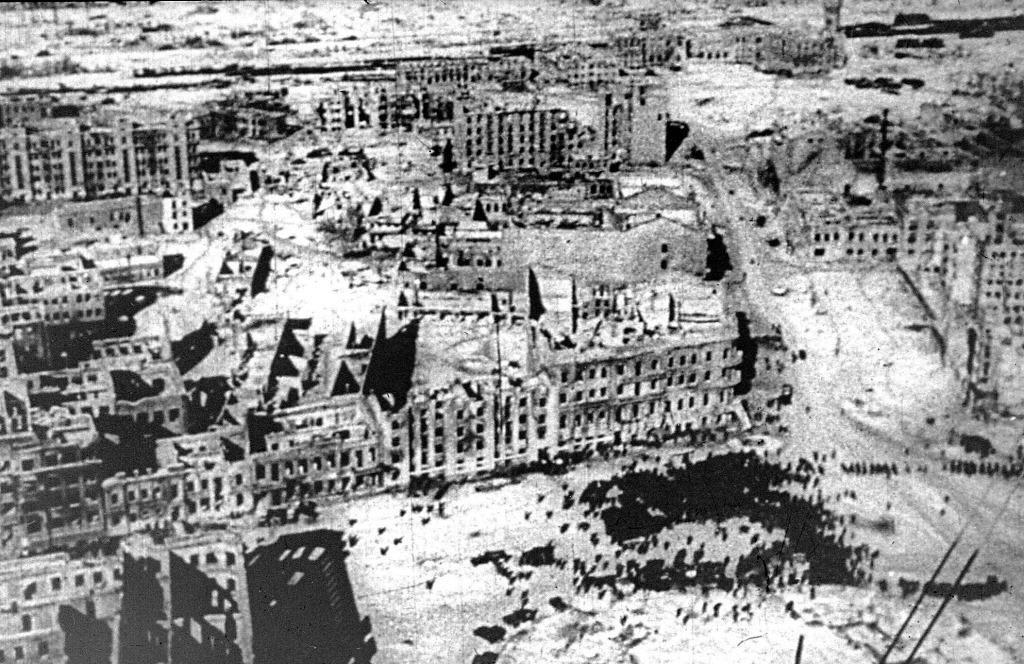 Сталинградская битва-3