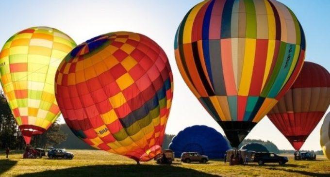 В Пермском крае завершился Международный фестиваль воздухоплавания