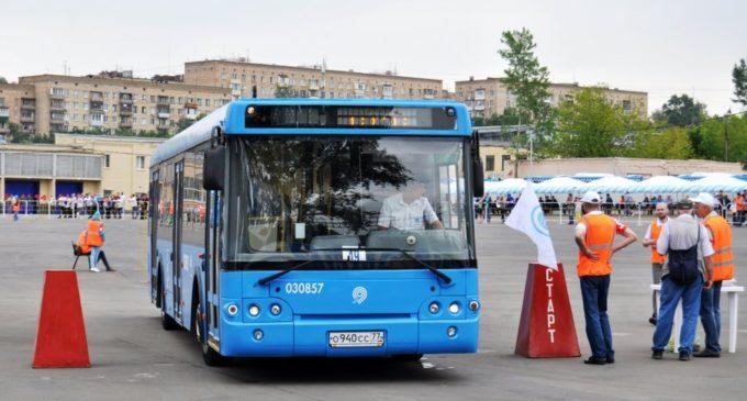 В сентябре Мосгортранс увеличит количество автобусов на городских маршрутах