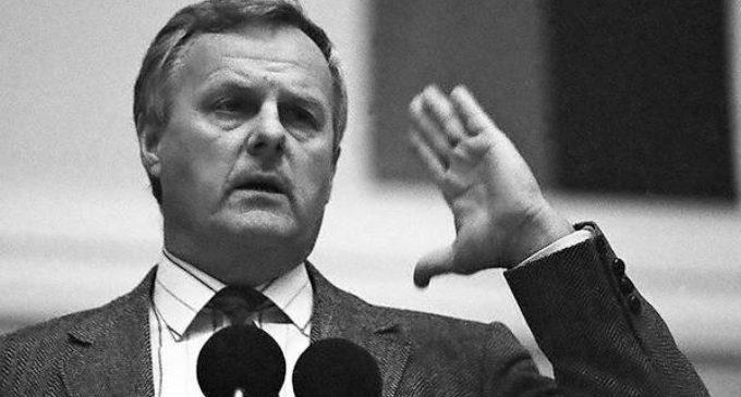 К юбилею Анатолия Собчака открыты документы о первом мэре Северной столицы
