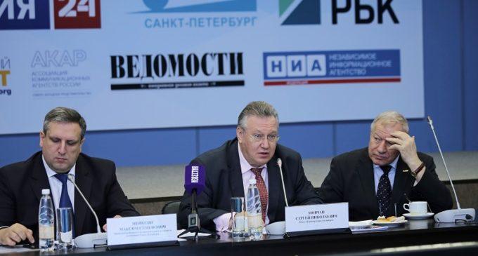 Промышленность Петербурга продолжает лидировать