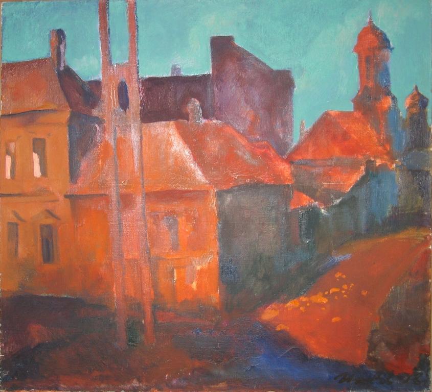 «Дом художников» как путь творца…