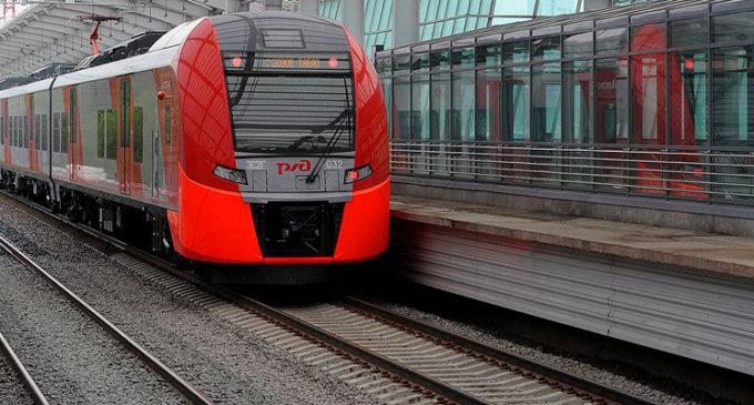 Пригородные поезда Московско-Тверской ППК перевезли более 225 тысяч пассажиров 31 декабря и 1 января