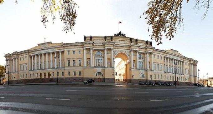 Дети разных народов — России, в Президентской библиотеке…
