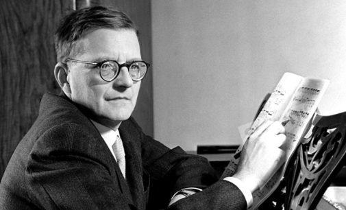 Президентская библиотека оцифрует музыку Дмитрия Шостаковича, ставшую символом эпохи