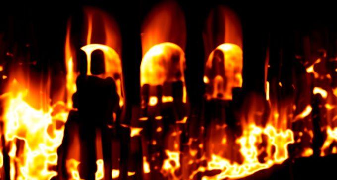 Девочка вынесла из горящего лагеря в Одессе восемь детей