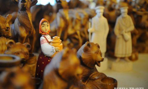 Путешествие в мир Богородской игрушки