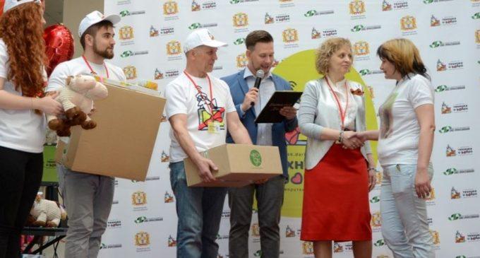 В Омской области продолжается акция «Техника и добро»