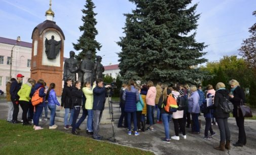 Липецкая область первой в России развивает детский туризм