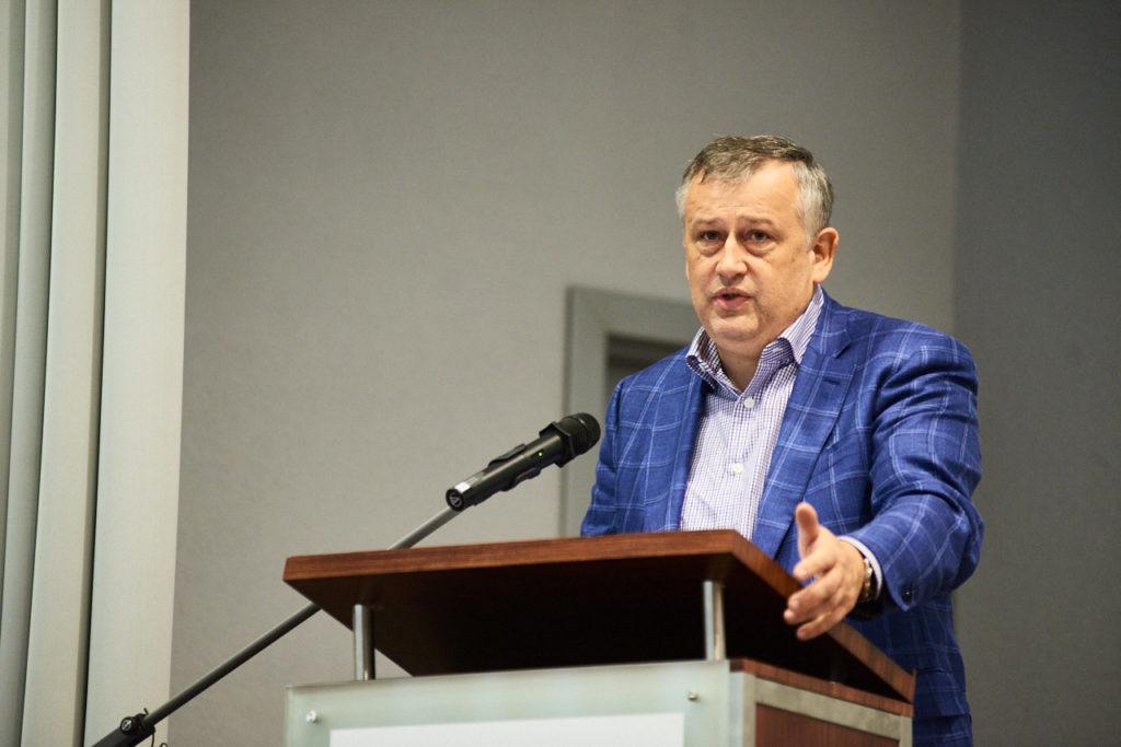 Форум МСБ ЛО 2016, Дрозденко А.Ю.