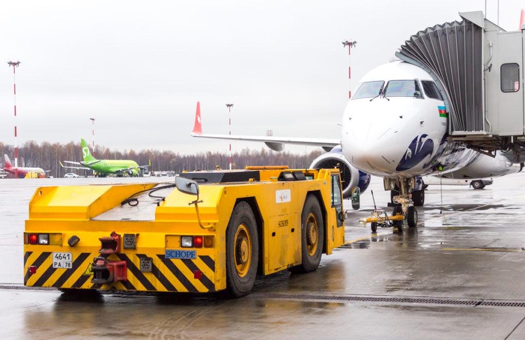 Buta Airways летать из Пулково 5 раз в неделю