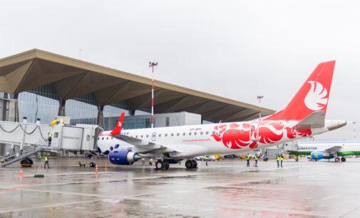 Азербайджанский лоукостер Buta Airways начал полеты из «Пулково»