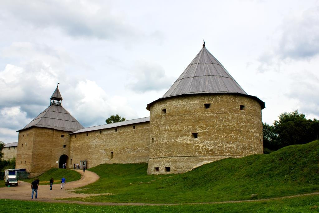 Староладожская крепость-1