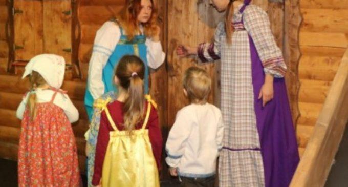 Музей сказок открылся в Рязани