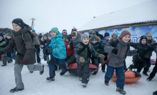 В Архангельске открылась восстановленная лыжная база «Саломаты»