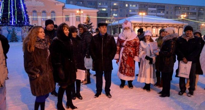 Открытие зимнего городка! Где снеговиков берут в плен…