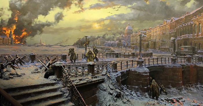 Ленинград-блокада-фото-13