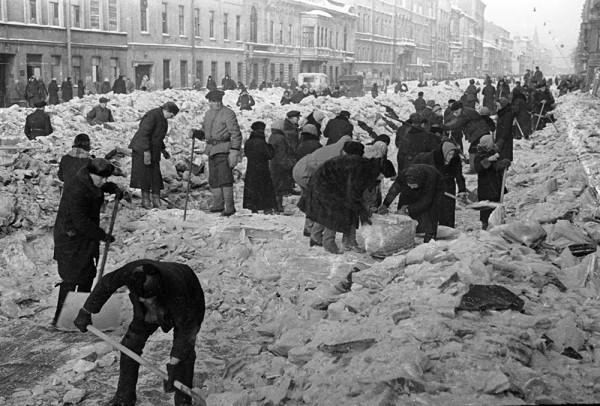 Ленинград-блокада-фото-3