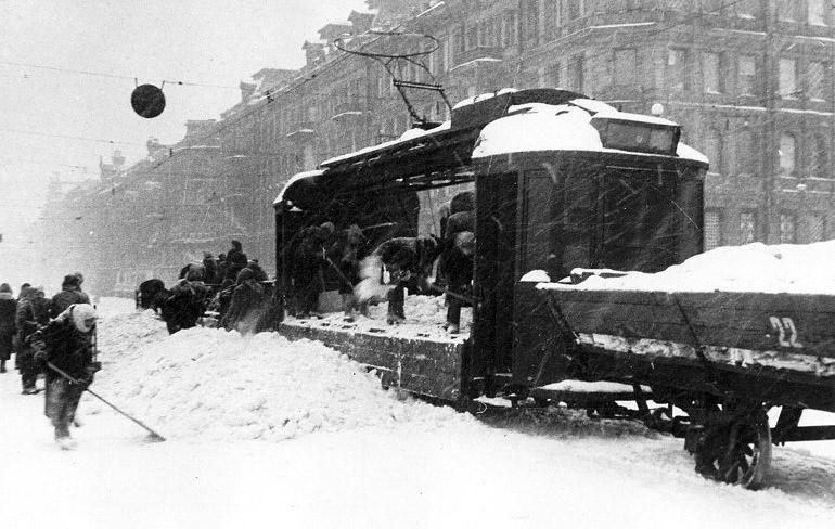 Ленинград-блокада-фото-4
