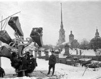 Янтарный край — благоприятное место для блокадников Ленинграда…