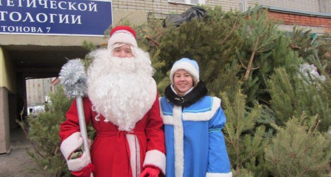 В Железнодорожном районе Пензы прошел праздник прощания с елкой…