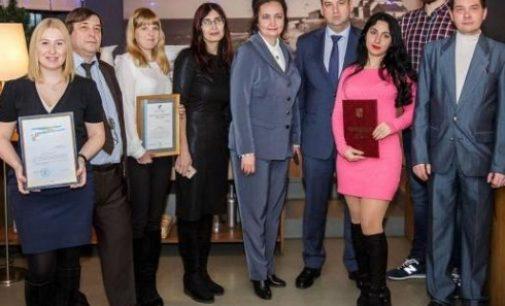 В Таганроге наградили журналистов и блогеров