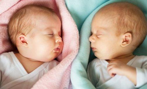 В Тамбове стало рождаться больше двоен