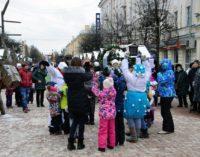 В Твери продолжает работать «Рождественская ярмарка»