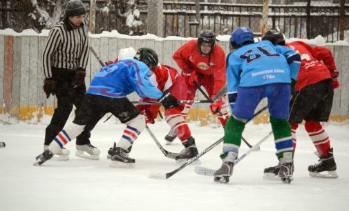 В Уфе стартовал городской этап хоккейного турнира «Золотая шайба»