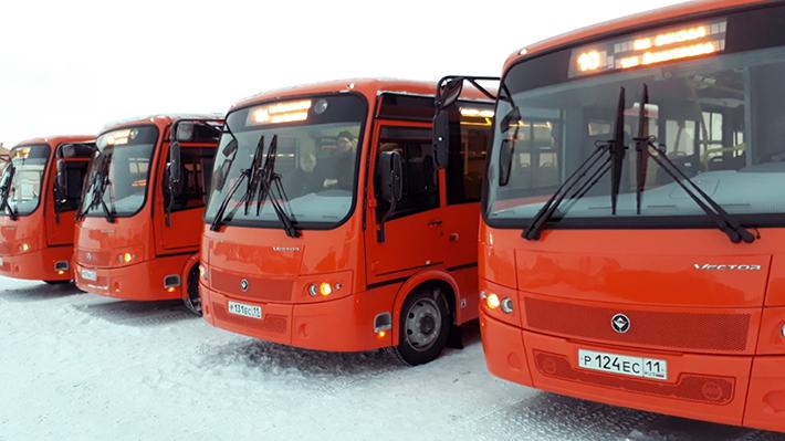 Пятерка самых популярных отечественных автобусов
