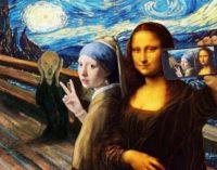Российские музеи примут участие в Международной акции #MuseumSelfie