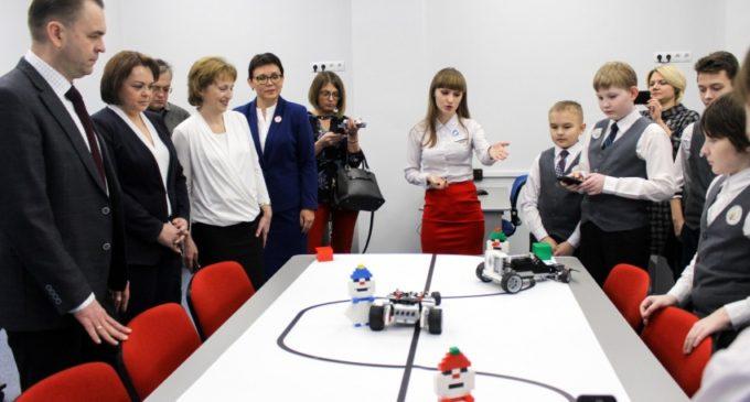 Инновационные технологии — во благо сибиряков-школьников!