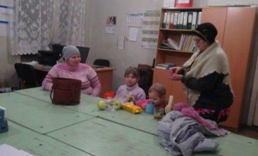 В Свердловской области спасли замерзающую на трассе семью глухонемых