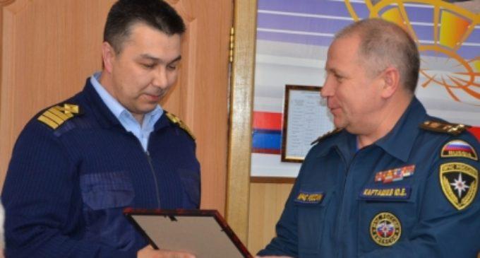 На Камчатке наградили капитана судна, чей экипаж спас тонущих в Японском море северокорейских моряков