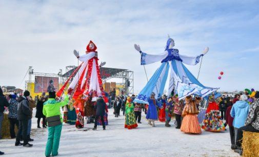 Фестиваль «Сибирская Масленица» пройдет в Алтайском крае