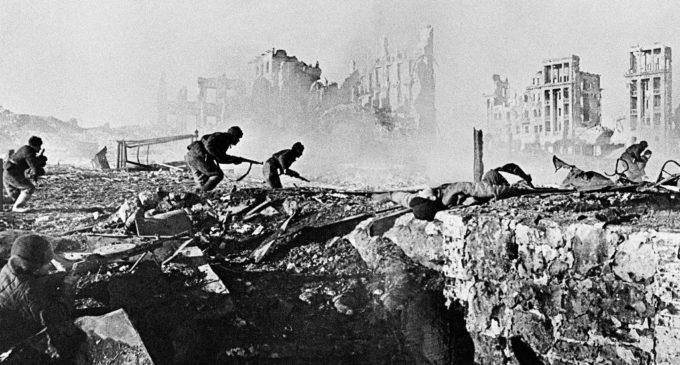 Битва за Сталинград в фонде Президентской библиотеки: воспоминания, кинохроника, фотографии, редкие издания