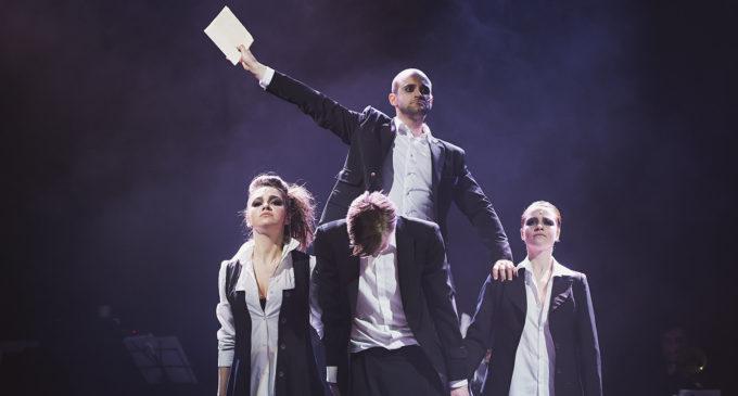 Прогремевший в Европе и Америке спектакль «Холокост-кабаре» в «ДК Громов»