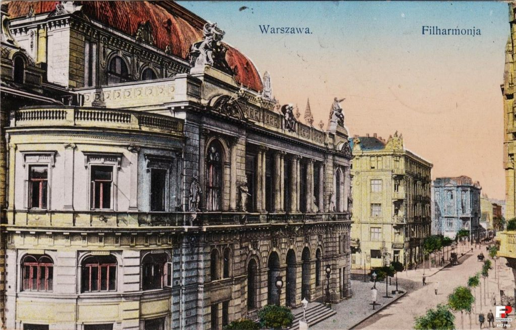 ПБ-довоенная Европа-Варшава-2