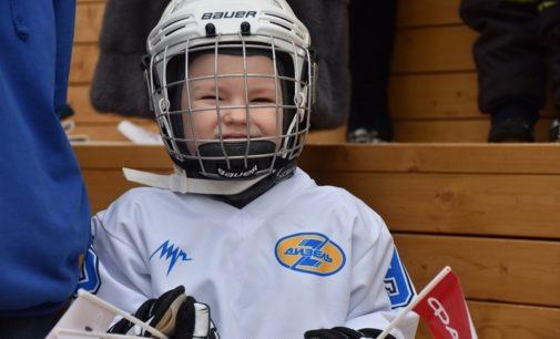 Молодой лёд — молодому поколению пензенских хоккеистов!