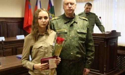 Кемеровчане получили награды за спасение людей при пожаре в «Зимней вишне»