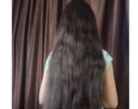 На Камчатке 13-летняя школьница пожертвовала волосы на парики для больных детей