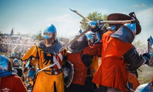 Фестиваль средневекового боя «Великий Болгар»