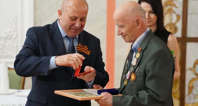 Хабаровск чествует героев Великой Победы