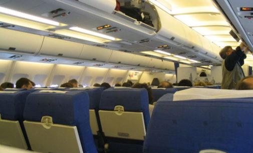 Авиакомпания  поблагодарила врача за спасение пассажирки