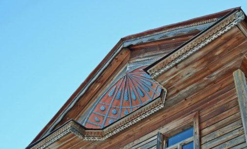 Музея деревянного зодчества и крестьянского быта