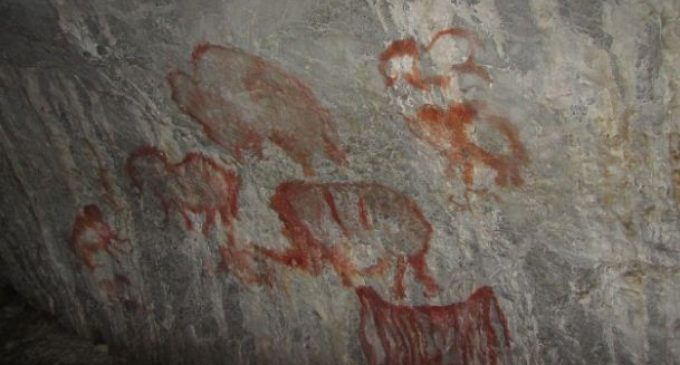 Пещера Шульган-Таш известна своими наскальными рисунками