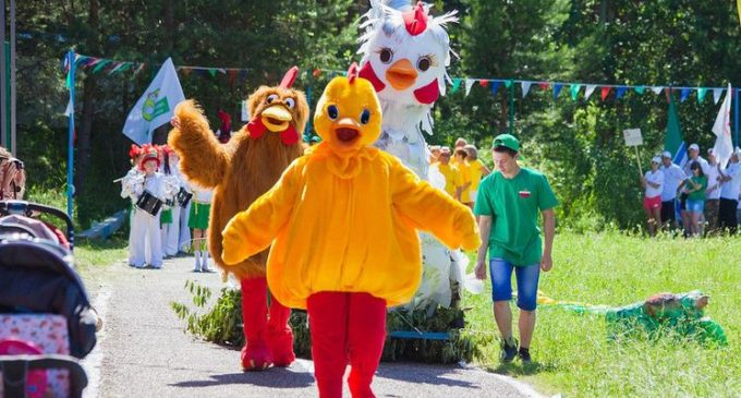 В Татарстане пройдет фестиваль  «Скорлупино»
